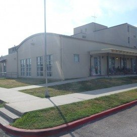 Galveston County H.A. commercial HVAC project by Clear the Air.