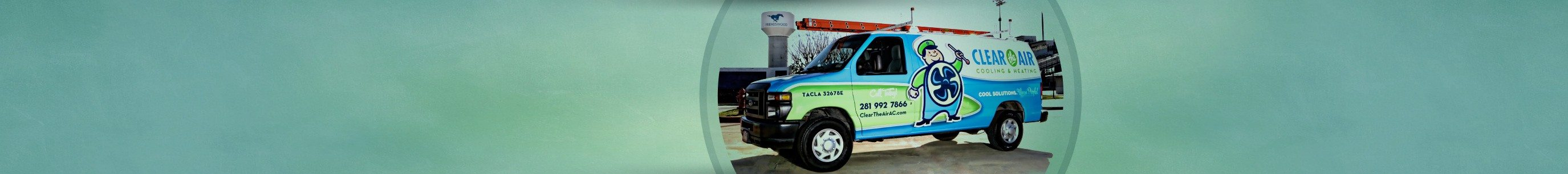 HVAC services with the experts at Clear the Air - Houston, TX air conditioning company.