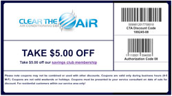 Clear Advantage Membership Coupon