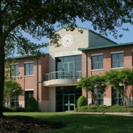 Friendswood City Hall HVAC commercial project by Clear the Air.