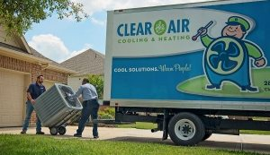 hvac services houston tx
