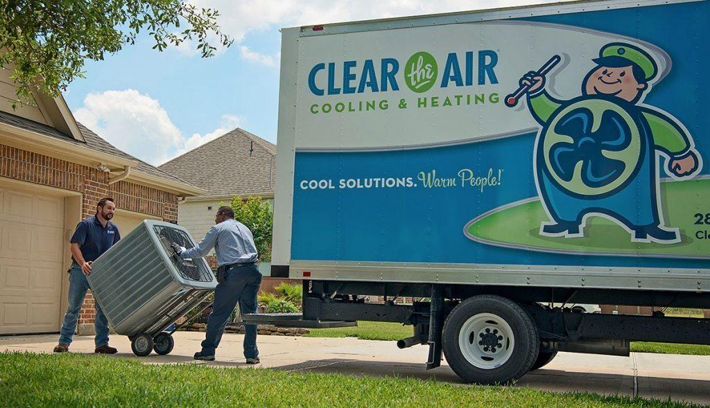 HVAC Services in Houston, TX | Clear the Air | www.cleartheairac.com