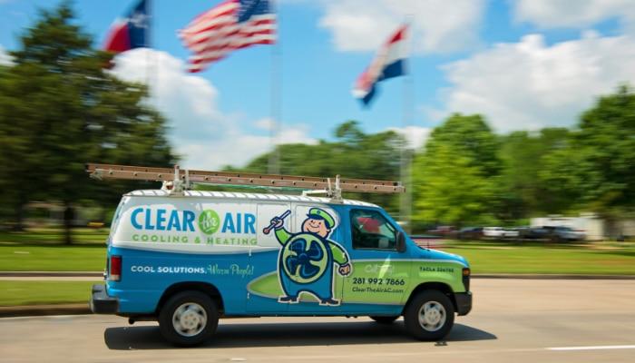 Clear The Air Truck Driving